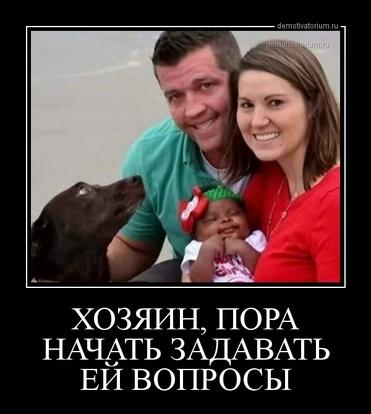 Подборка смешных и прикольных демотиваторов за апрель - лучшие №27 10