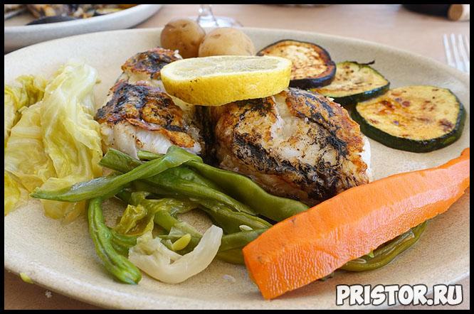 Рыбная диета для похудения на 4 кг за 2 недели - меню и особенности 1