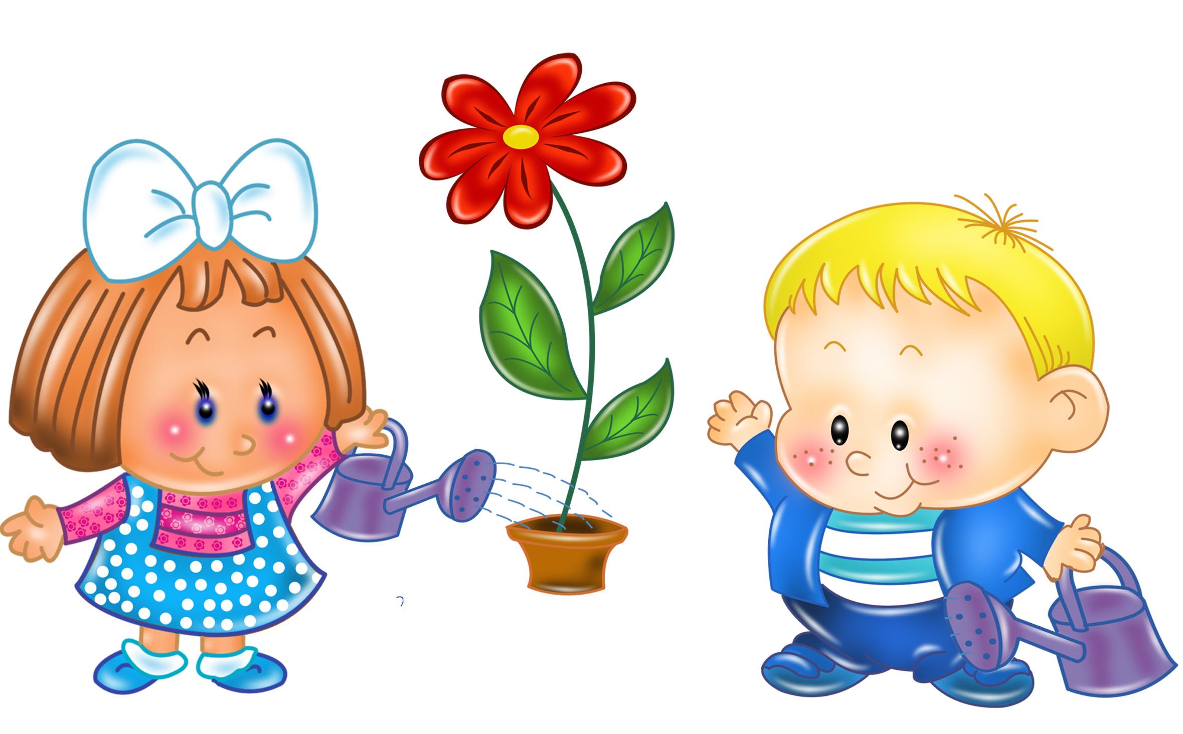 Скачать картинки для детского сада на разные темы - подборка 15