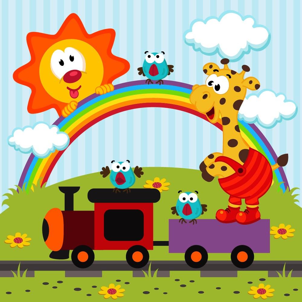 Скачать картинки для детского сада на разные темы - подборка 18