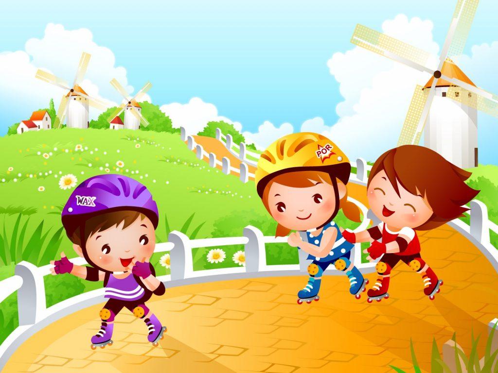 Скачать картинки для детского сада на разные темы - подборка 2