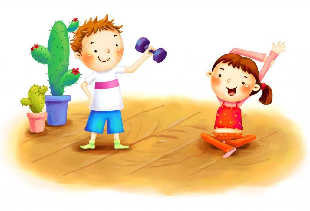 Скачать картинки для детского сада на разные темы - подборка 20