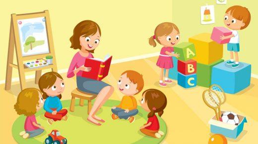 Скачать картинки для детского сада на разные темы - подборка 7