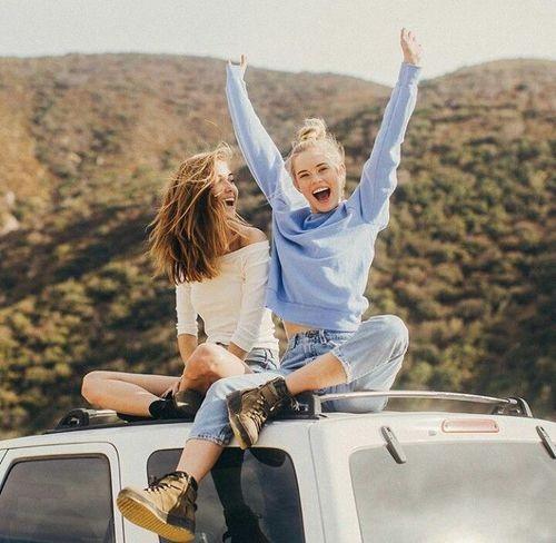 Скачать красивые картинки девушек - милая подборка №21 3