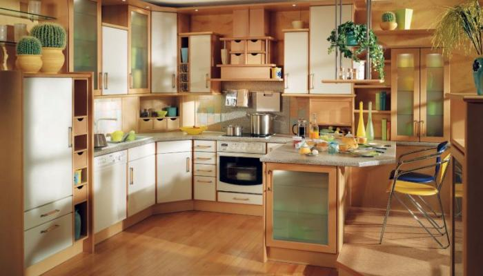 Сочетание цветов в дизайне кухни - основные правила и принципы 4