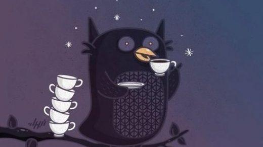 Спокойной ночи картинки - прикольные и смешные с надписями 3