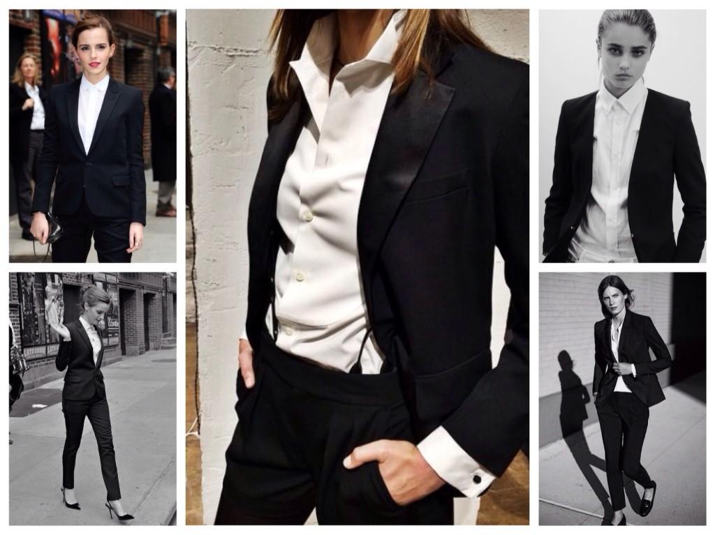 С чем носить белую женскую рубашку. Стильные варианты с фото 6