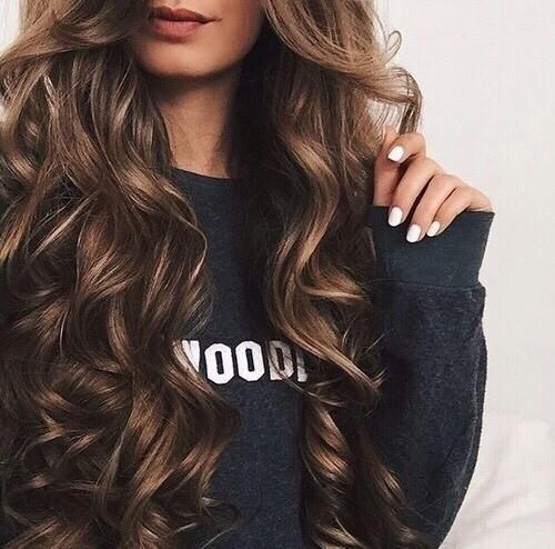 Фото на аву русые волосы для девушек - скачать бесплатно 2018 3