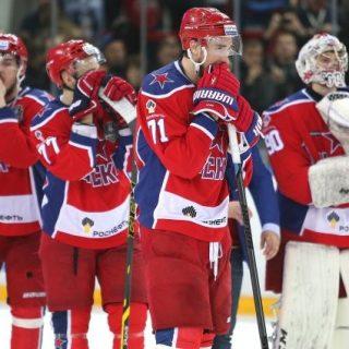 ЦСКА одержал волевую победу над СКА и вышел в финал - спортивные новости 1
