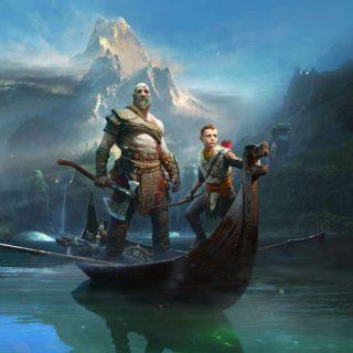 Sony показала начальный прототип новой God of War - новости 1