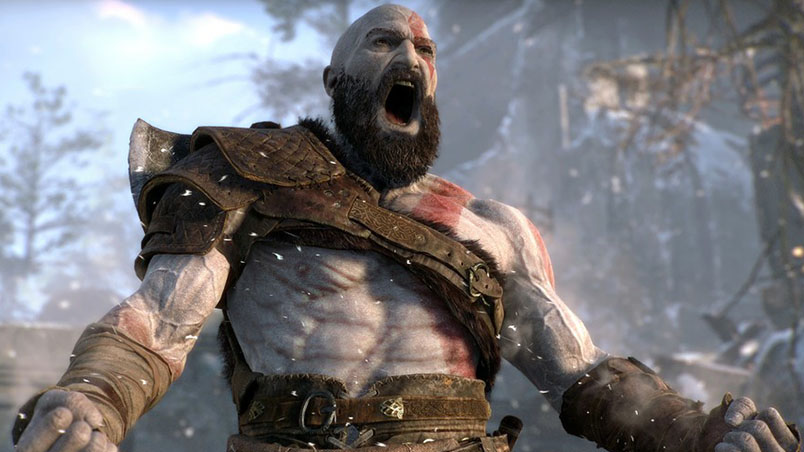 Sony показала начальный прототип новой God of War - новости 3