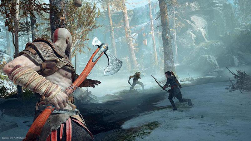 Sony показала начальный прототип новой God of War - новости 6