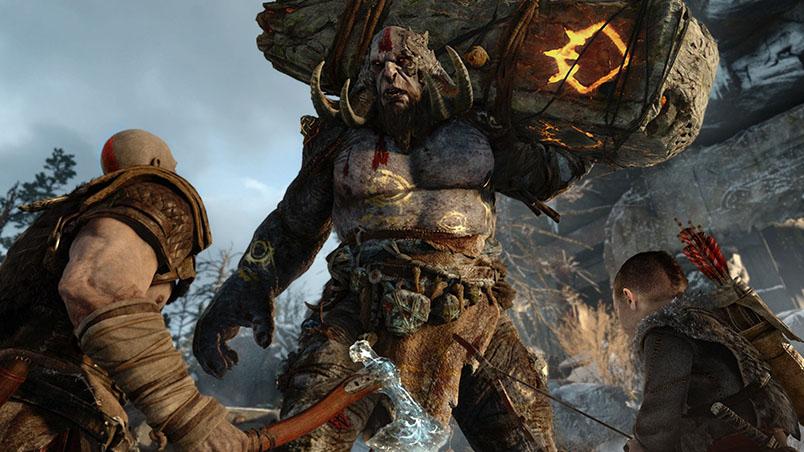 Sony показала начальный прототип новой God of War - новости 7