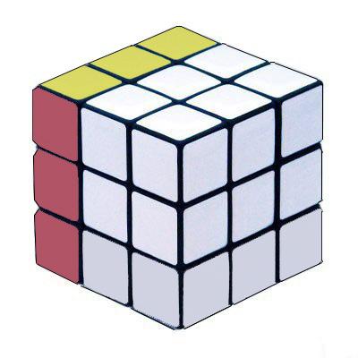 Алгоритм сборки Кубика Рубика 3х3 для начинающих - фото, видео 2