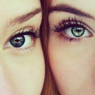 Девушки с красивыми глазами картинки на аву - подборка 2018 3