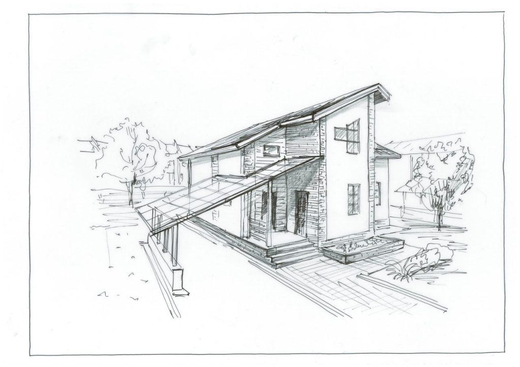 Домик и дом картинки нарисованные - красивые и прикольные 1