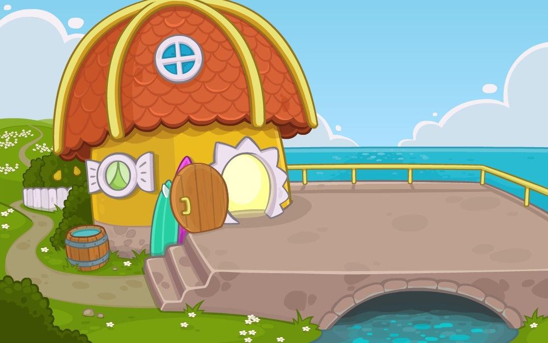 Дом, квартира, домик - красивые картинки для детей 13
