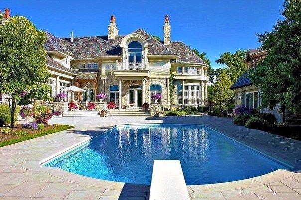 Дом моей мечты - 30 красивых картинок и фотографий 11