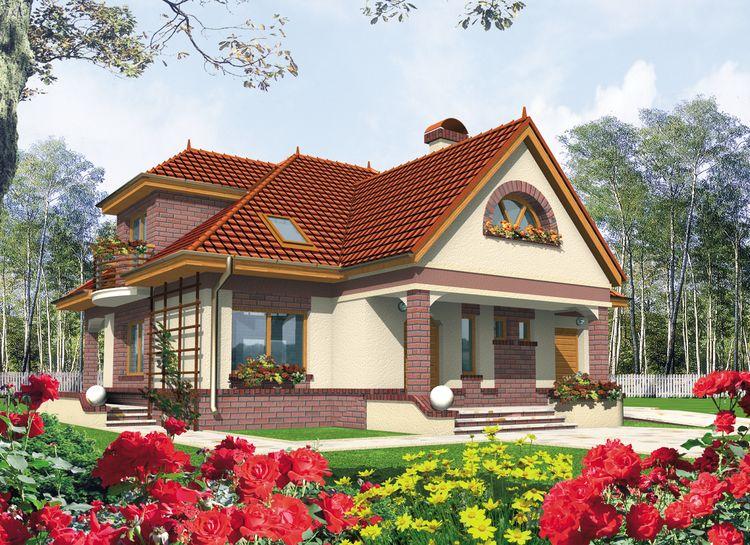 Дом моей мечты - 30 красивых картинок и фотографий 24