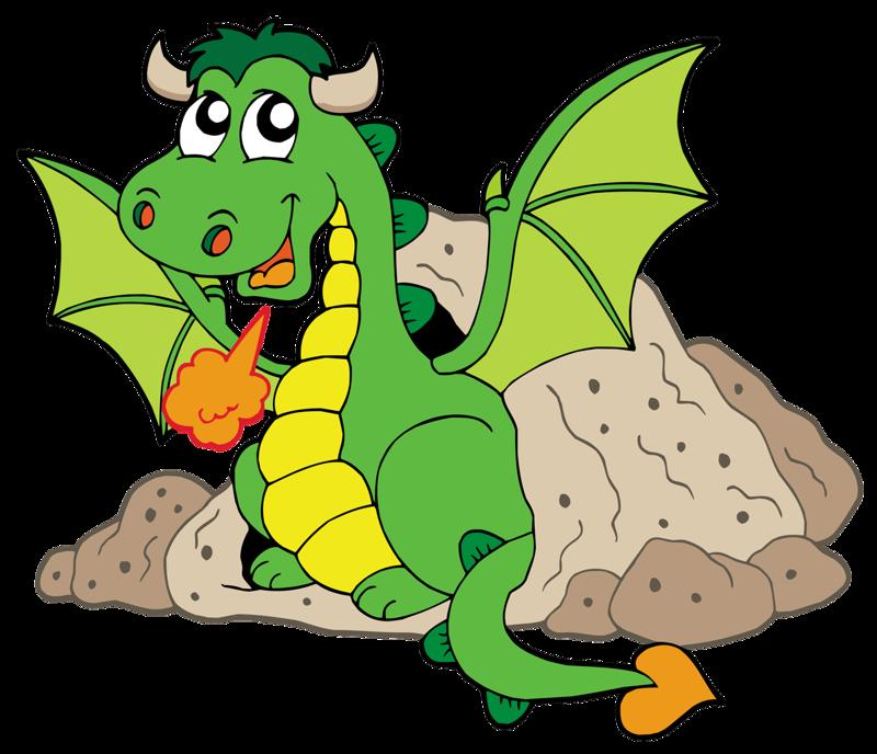 Змей Горыныч картинки для детей - прикольные и красивые 14