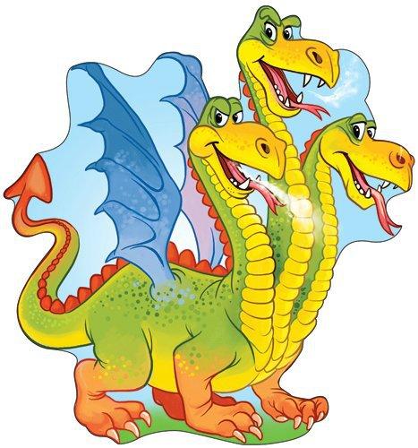 Змей Горыныч картинки для детей - прикольные и красивые 4
