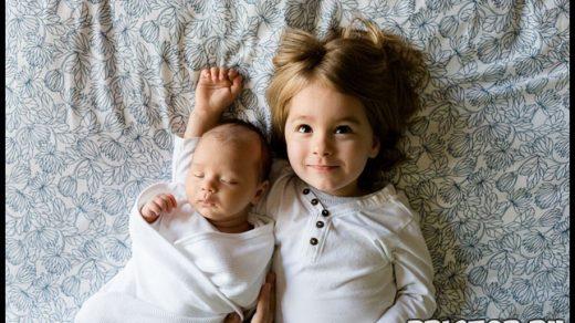 Какая разница в возрасте должна быть между детьми 1
