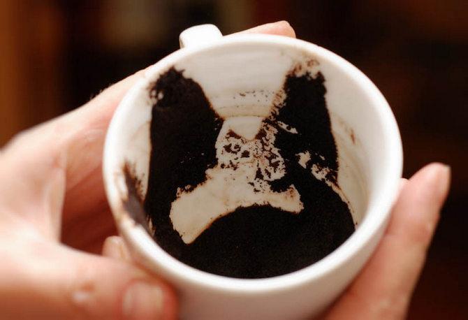 Как гадать на кофейной гуще в домашних условиях - проведение ритуала 3