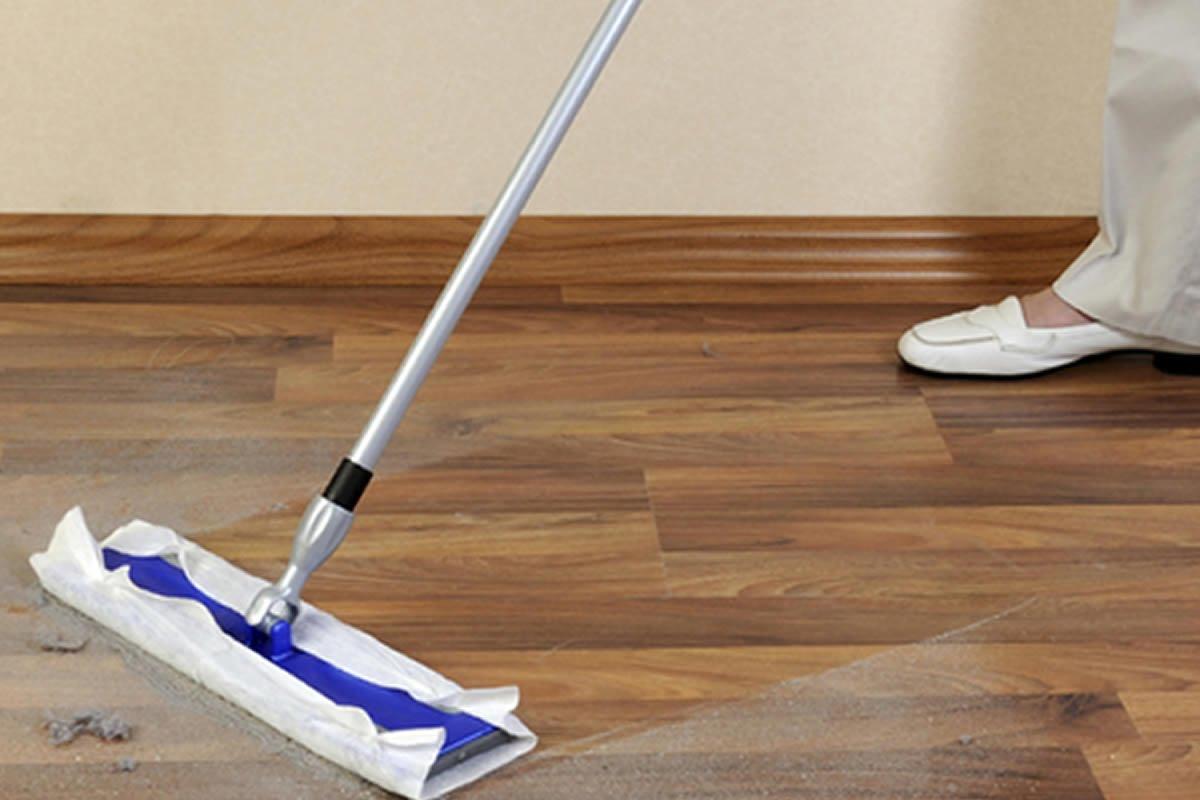 Как отмыть линолеум после ремонта или от грязи - лучшие способы 1
