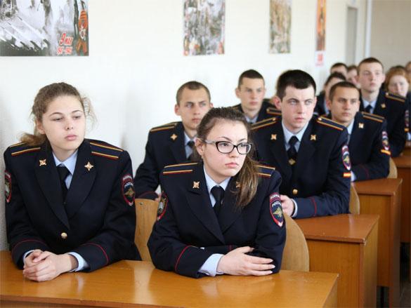 Как поступить в школу полиции - высшая и средняя школа полиции 6