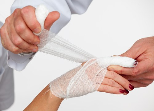 Как правильно обработать рану - последовательность действий, помощь 3