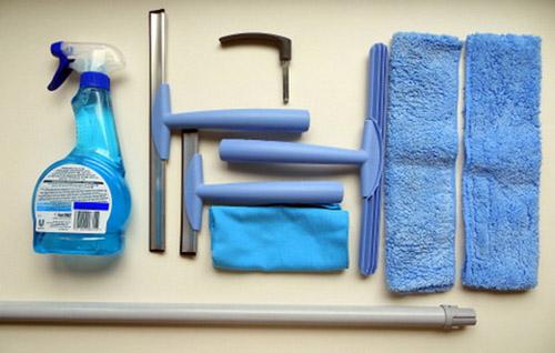 Как правильно помыть пластиковые окна без разводов - лучший способ 2