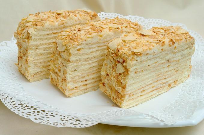 Как приготовить торт Наполеон в домашних условиях - пошаговый рецепт 3
