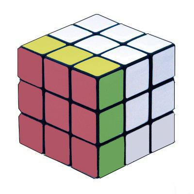 Как собрать Кубик Рубика 3х3 для начинающих - схема с фото, алгоритм 3