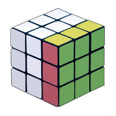 Как собрать Кубик Рубика 3х3 для начинающих - схема с фото, алгоритм 4