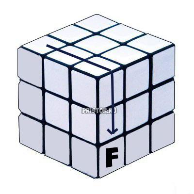 Как собрать Кубик Рубика 3х3 для начинающих - схема с фото, алгоритм 7
