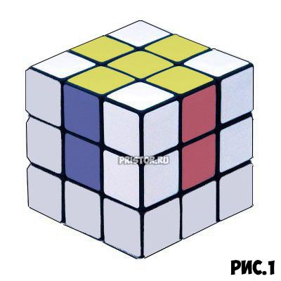 Как собрать Кубик Рубика 3х3 для начинающих - схема с фото, алгоритм 9