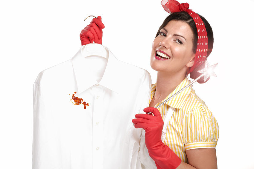 Как удалить пятна с одежды - 11 распространенных загрязнений 3
