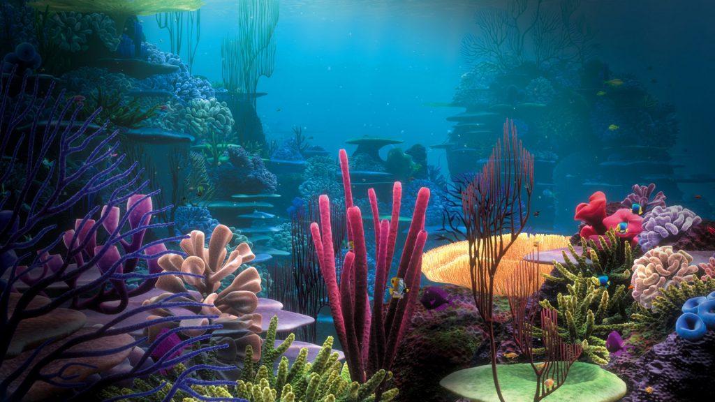 Картинки на рабочий стол аквариум - красивые и прикольные 1