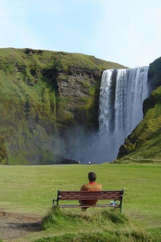 Картинки на телефон водопады и водопад - самые красивые 10