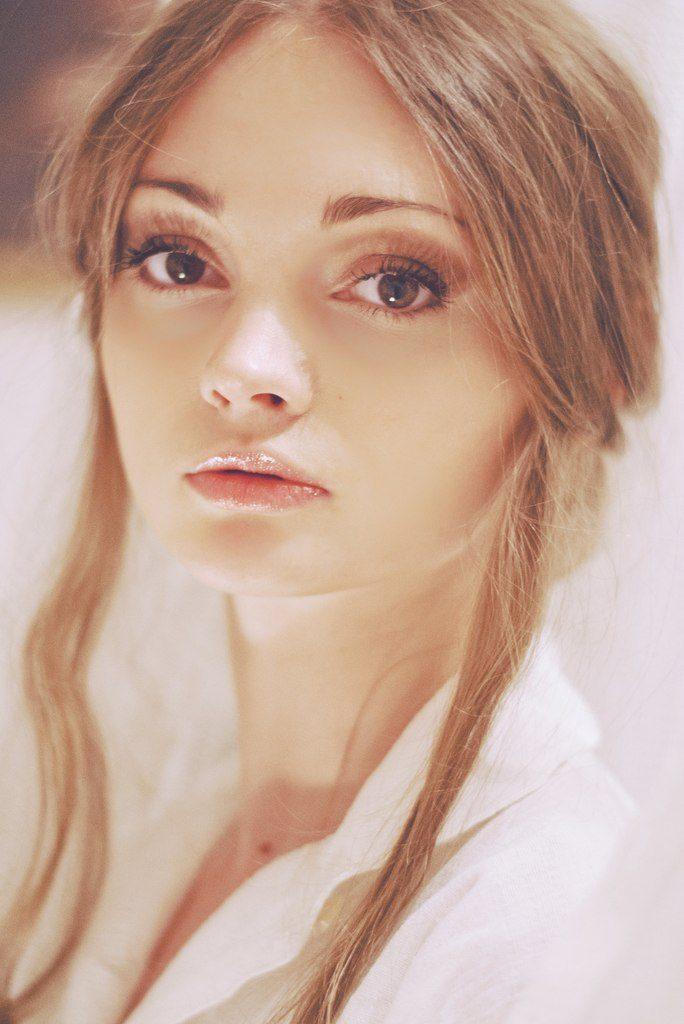 Красивые и милые картинки молодых девушек - подборка №26 1