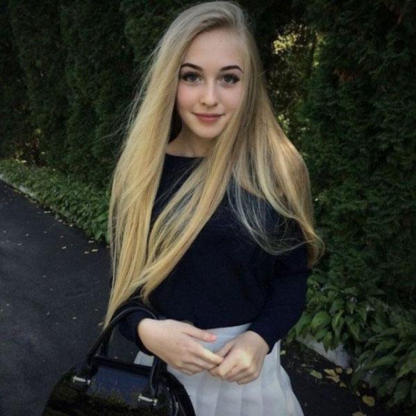 Красивые и милые картинки молодых девушек - подборка №26 3
