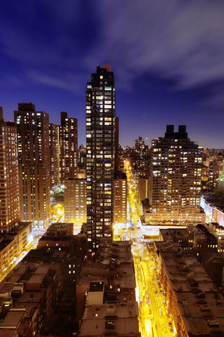 Красивые картинки городов на заставку телефона - необычная подборка 1