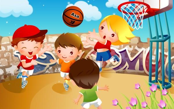 Красивые картинки для детей на тему Виды спорта - лучшая подборка 1