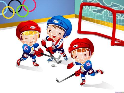 Красивые картинки для детей на тему Виды спорта - лучшая подборка 17