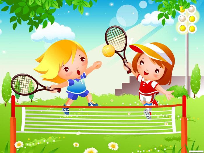 Красивые картинки для детей на тему Виды спорта - лучшая подборка 2