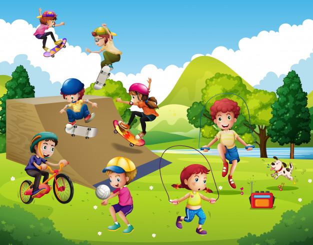 Красивые картинки для детей на тему Виды спорта - лучшая подборка 4