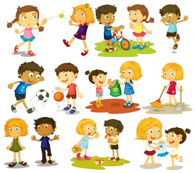 Красивые картинки для детей на тему Виды спорта - лучшая подборка 7