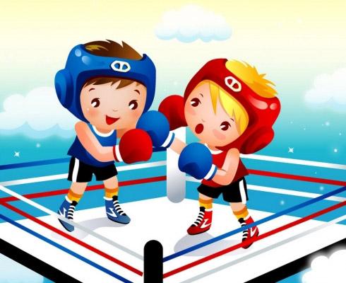 Красивые картинки для детей на тему Виды спорта - лучшая подборка 8