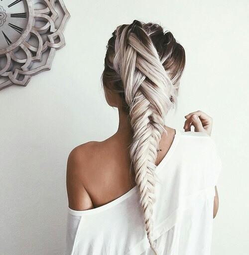 Красивые картинки на аву волосы со спины - лучшая сборка 4