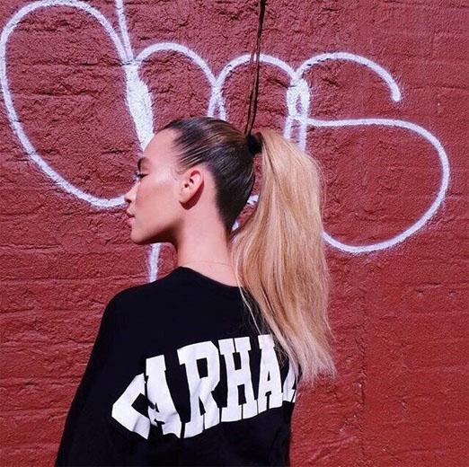 Красивые картинки на аву волосы со спины - лучшая сборка 5